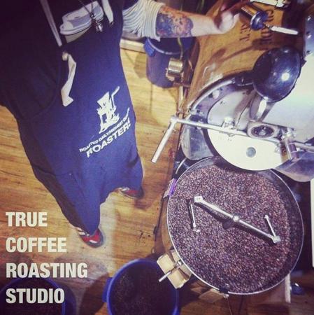 『一磅』TRUE COFFEE NO.9中深焙咖啡豆
