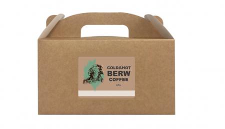 9折特價中冷萃咖啡/熱泡咖啡-12包提盒組(贈16oz美國梅森罐)