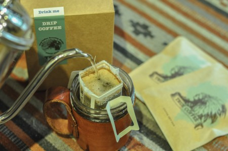 [濾掛式咖啡] 衣索比亞 谷吉 罕貝拉鎮 迪奇朵村 日曬 G1