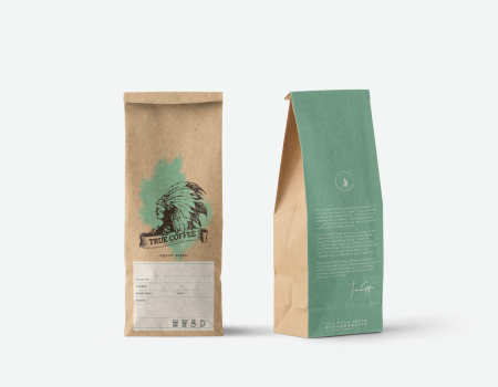 TRUE COFFEE 義式中深焙咖啡豆