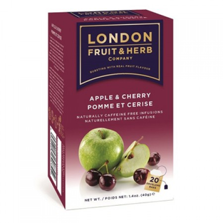 LONDON 芙賀茶 蘋果櫻桃 (2gx20入/盒)