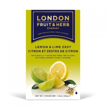 LONDON 芙賀茶 香檸萊姆 (2gx20入/盒)