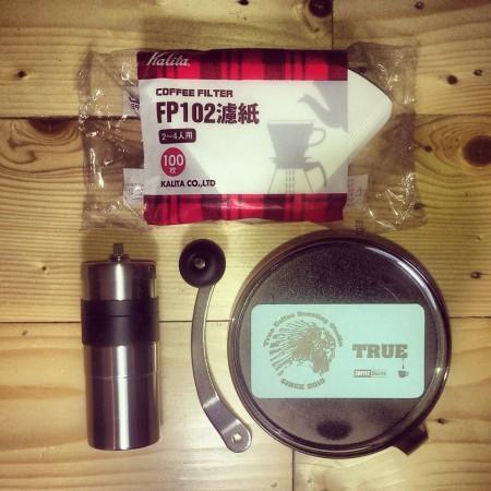 咖啡沖煮套件組-Equipment