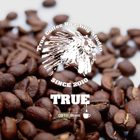 [批發包2.5磅]TRUE COFFEE 義式中深焙-門市用豆