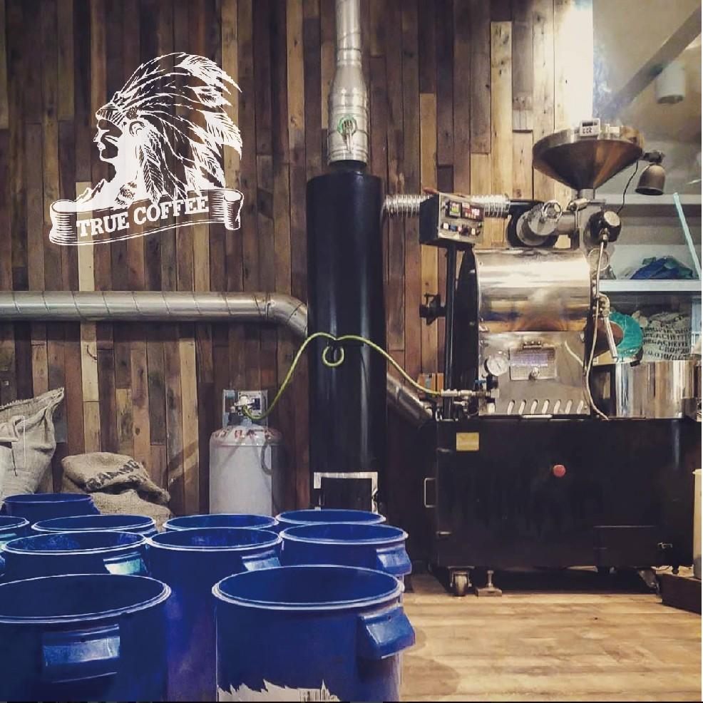 [一公斤量販包] TRUE COFFEE NO.8中烘焙咖啡豆-TC NO.8 blend