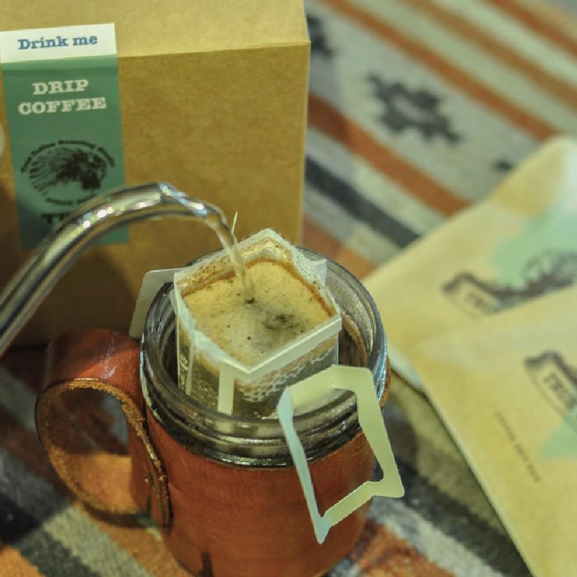 [濾掛式咖啡]TRUE COFFEE 義式中深焙- True blend Drip