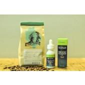 防彈咖啡組合/義式中深焙配方兩包+MCT 油