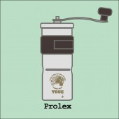 手搖陶瓷迷你磨豆機-Prolex Handy coffee Grinder Mini