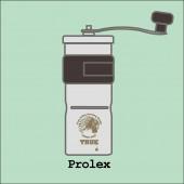 手搖陶瓷迷你磨豆機-Prolex Handy coffee Grinder Mini