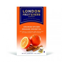 LONDON 芙賀茶 甜橙肉桂 (2gx20入/盒)