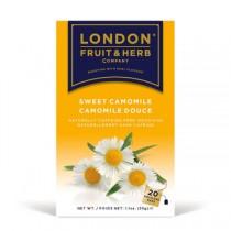 LONDON 芙賀茶 蜜香甘菊 (1.5gx20入/盒)