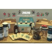 [低溫宅配]美國國際評鑑93分MCT冷萃咖啡-6瓶提盒裝-年節優惠價