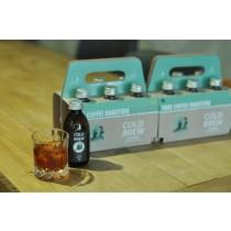[低溫宅配]美國國際評鑑93分MCT冷萃咖啡-6瓶提盒裝