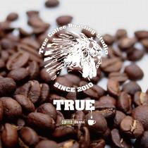 [一公斤量販包]TRUE COFFEE 義式中深焙咖啡豆-門市用豆
